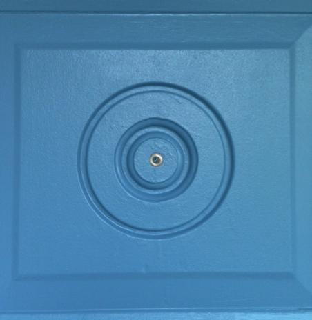 wide angle peephole